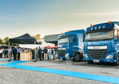 Transport Van Bogaert - eventshoot