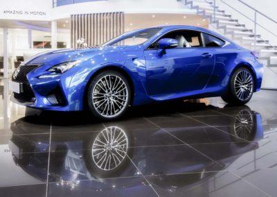 Lexus - dealerships